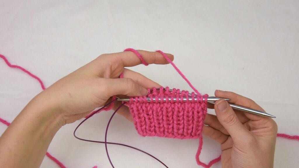 ściągacz na drutach z żyłką